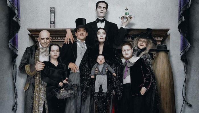 Addams Family Values Blu-ray Paramount October
