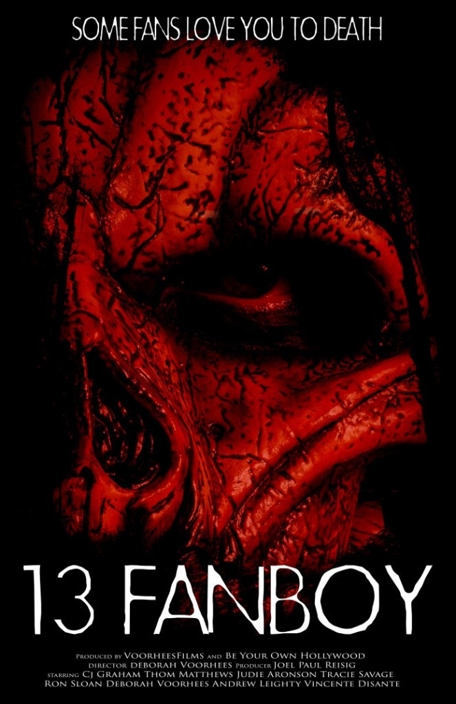 13 Fanboy Friday the 13th Fan Film Poster