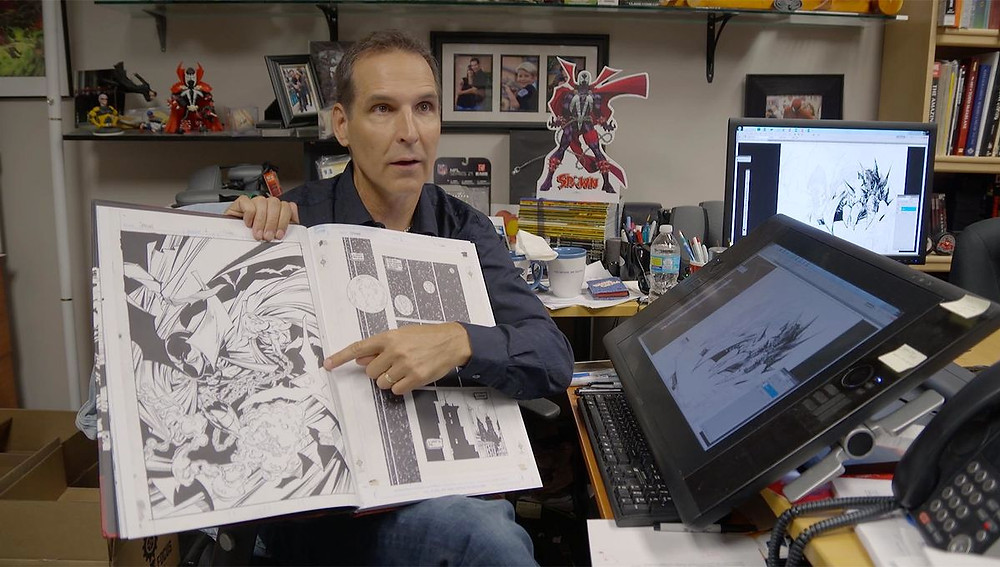 Todd McFarlane: Like Hell I Won't Trailer Syfy Fan Fest