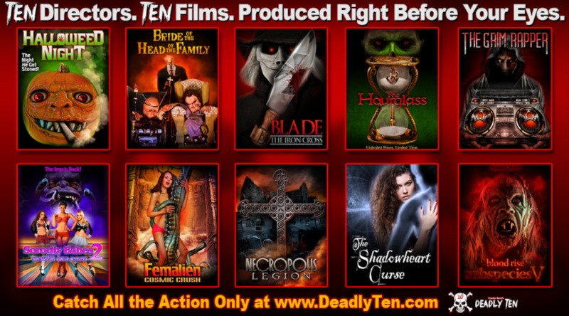 Full Moon Deadly Ten Movies
