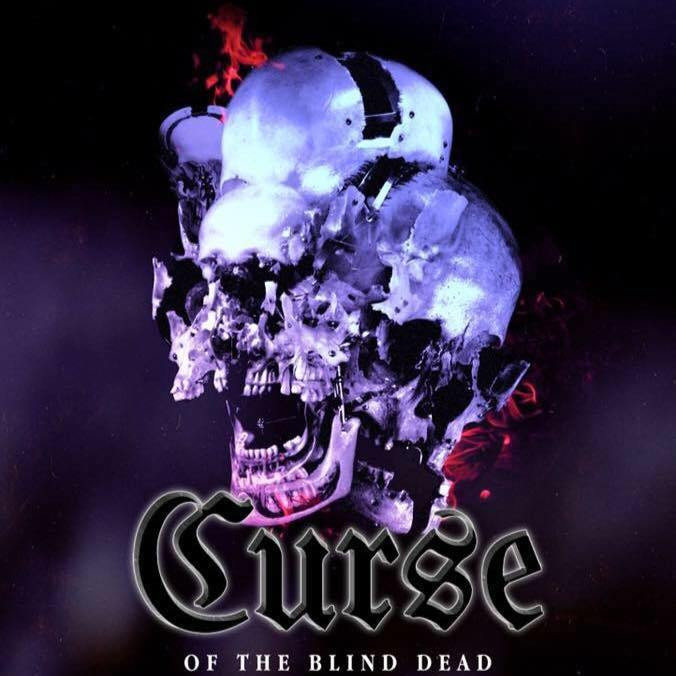 Curse of the Blind Dead Poster