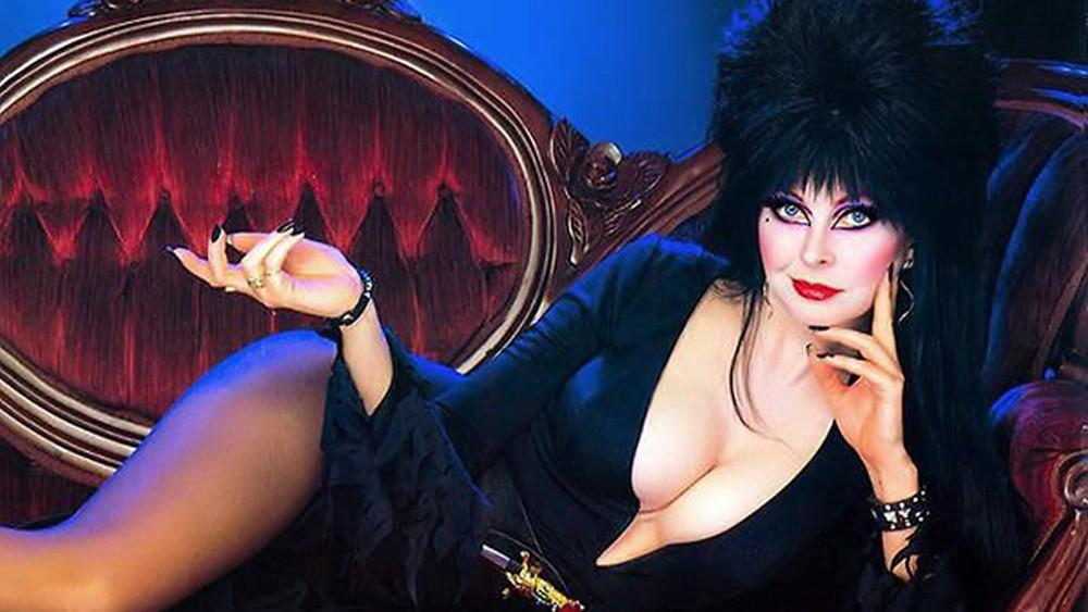 Elvira Autobiography Halloween 2020 Release