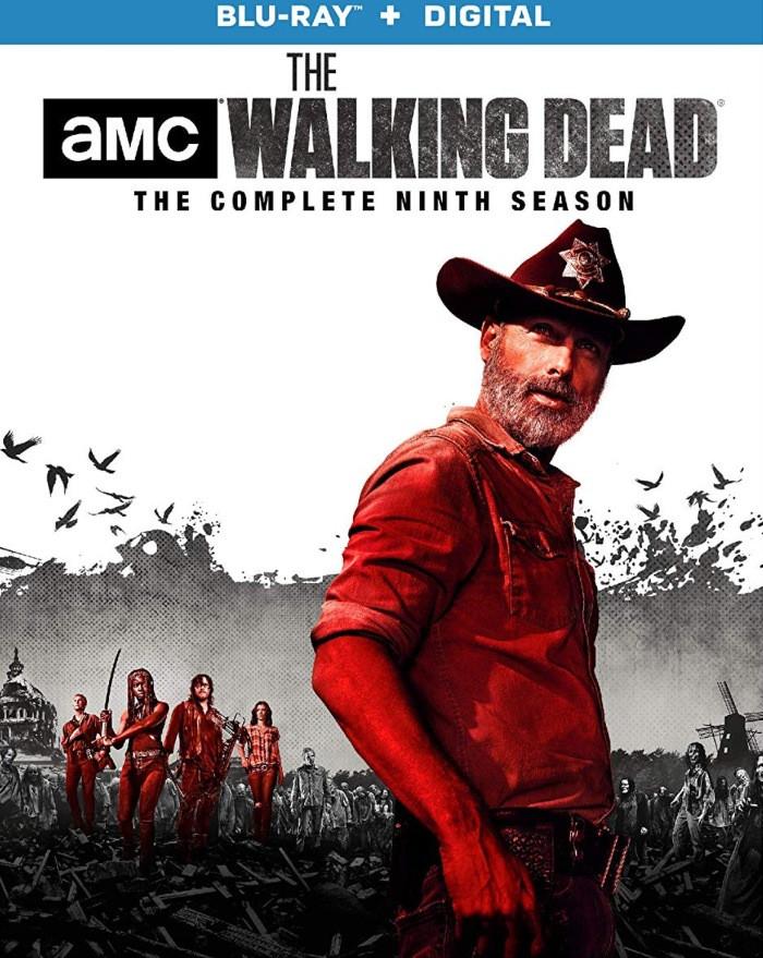 Walking Dead Season 9 Blu-ray Release August