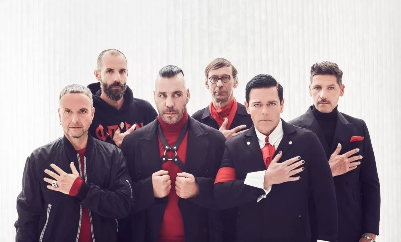 Rammstein North American Tour 2020