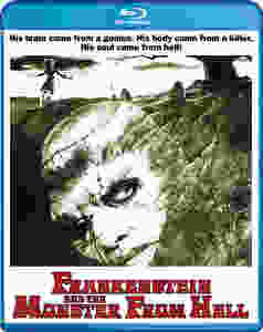 Frankenstein and the Monster From Hell Blu-ray Scream Factory