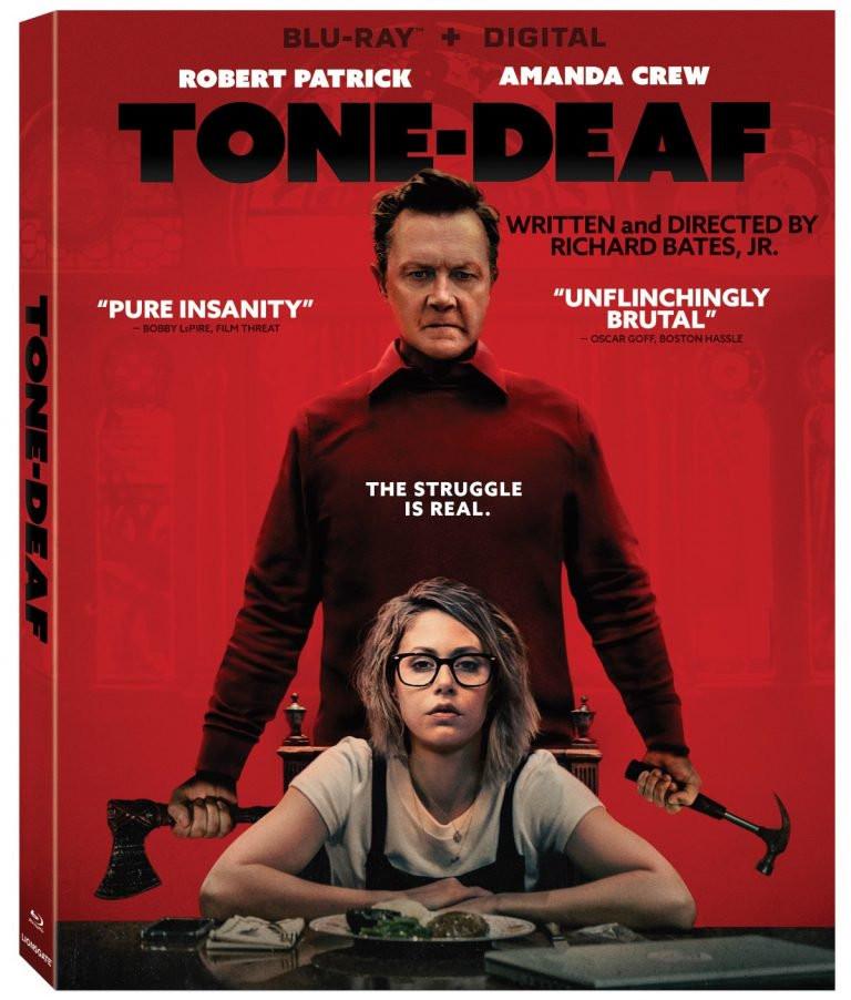 Richard Bates Jr. Tone-Deaf Blu-ray DVD