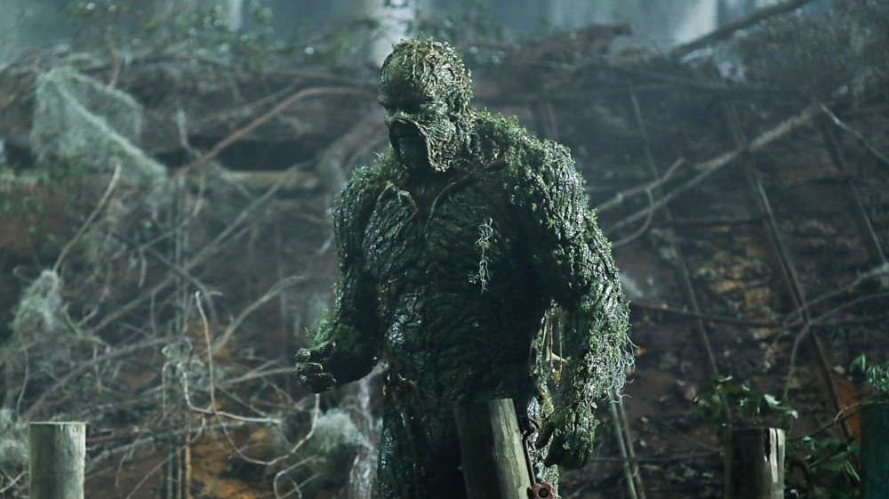 DC Cancels Swamp Thing Series