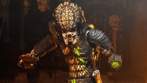 "NECA Reveals ""Battle Damaged City Demon"" Action Figure from 'Predator 2'"