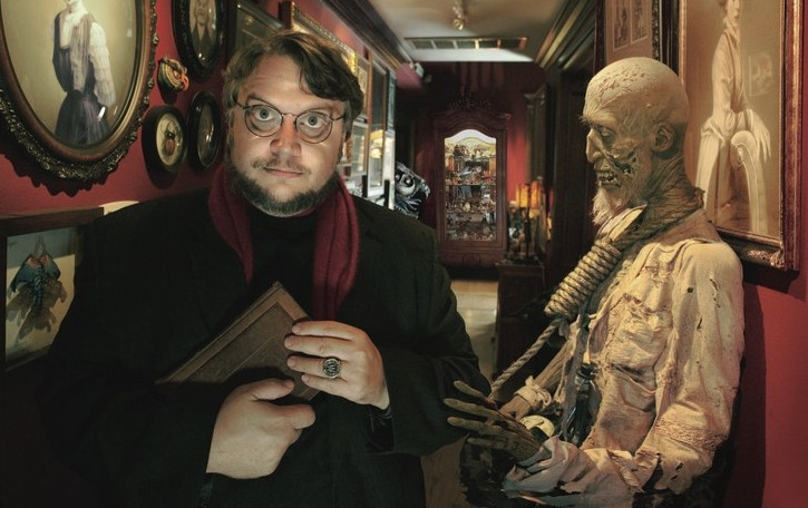 Guillermo del Toro Amazon Original Stories