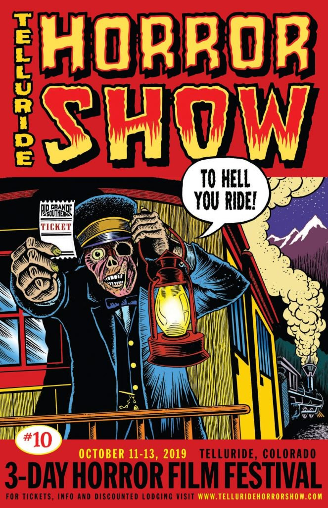 Telluride Horror Show 2019 First Wave