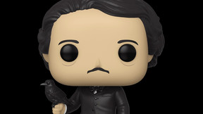 """Edgar Allan Poe Joins Funko's """"Icons"""" Collection Of Pop! Toys"""