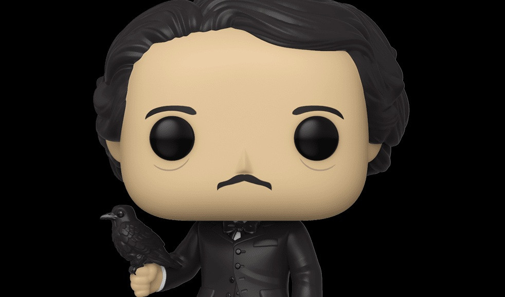 Edgar Allan Poe Funko Pop! Books a Million
