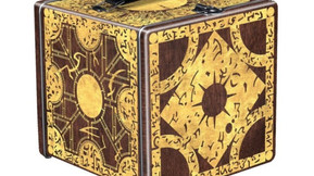 This 'Hellraiser' Puzzle Box Is Actually A Tin Lunch Box