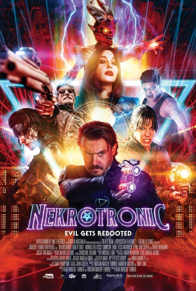 Nekrotronic August Release Momentum