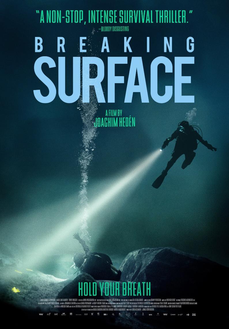 Resultado de imagem para breaking surface 2020 movie