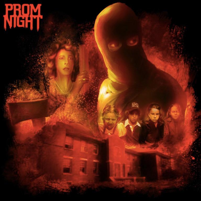 Prom Night Original Motion Picture Soundtrack Perseverance Records