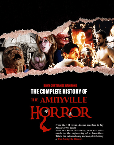 Bryn Curt James Hammond The Complete History Of The Amityville Horror