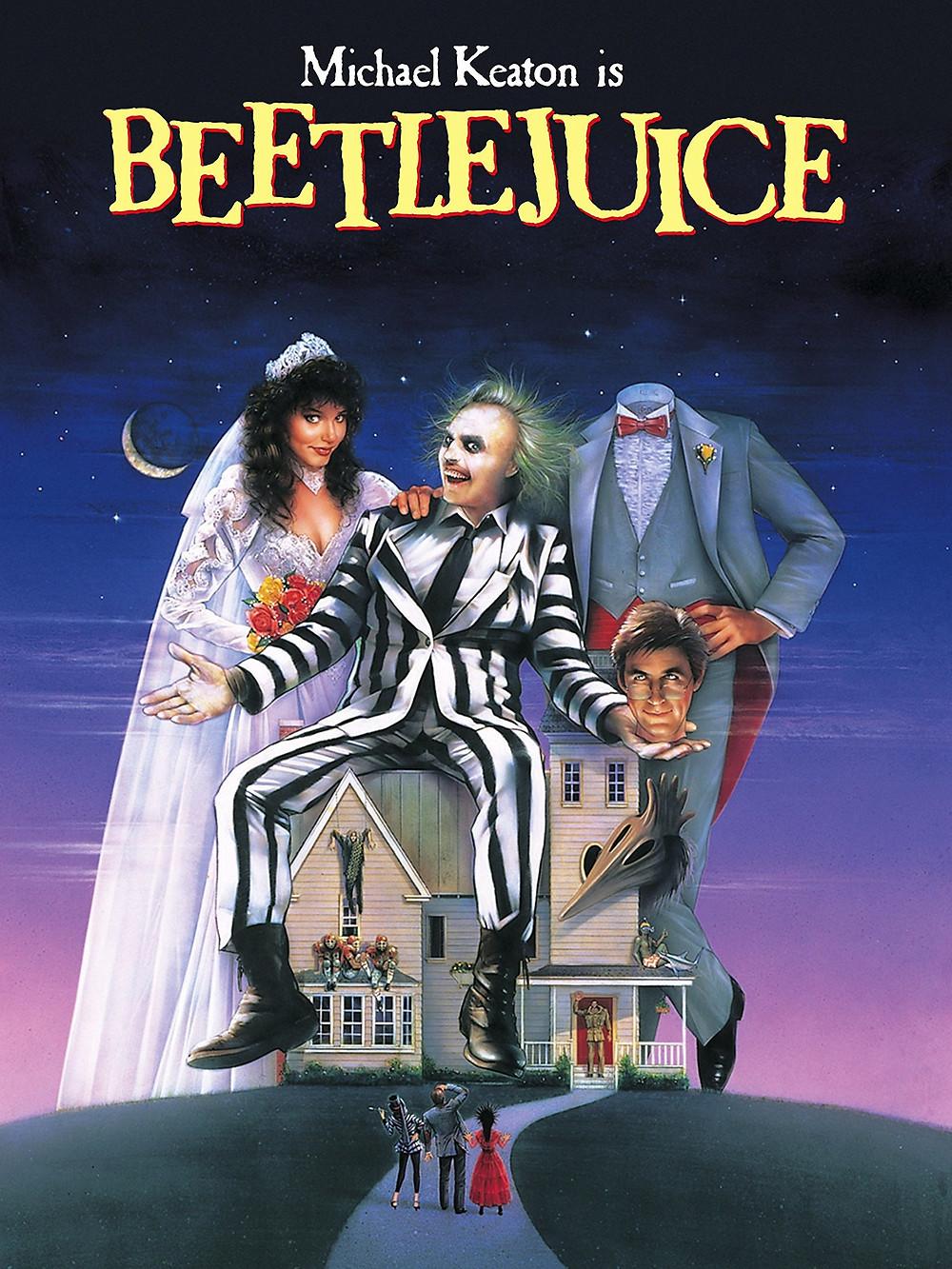 Tim Burton Beetlejuice sequel not happening