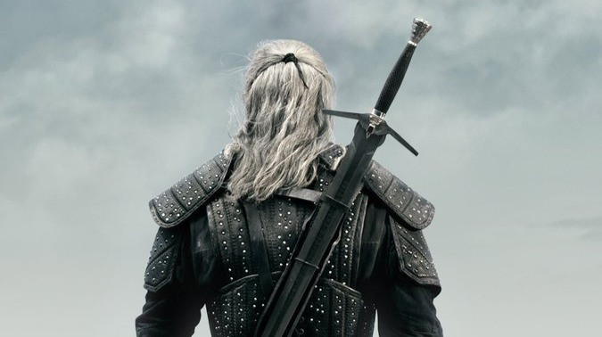 The Witcher Netflix Images Poster