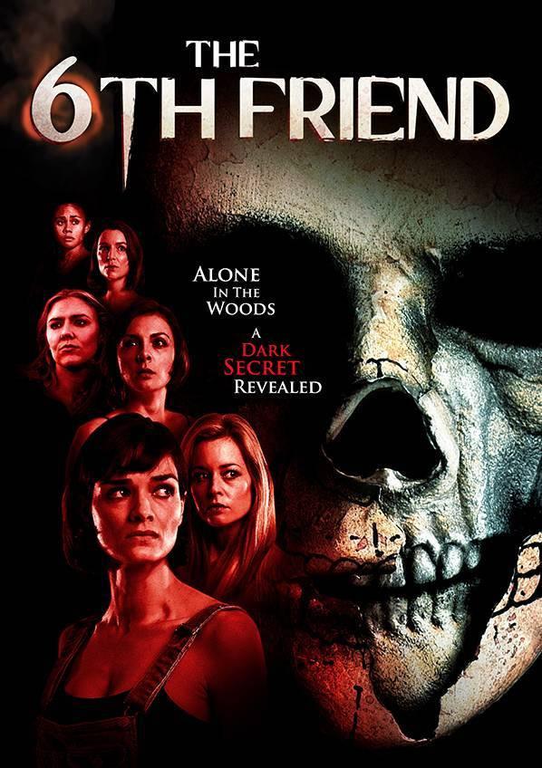 The 6th Friend Poster Jamie Bernadette The Asylum