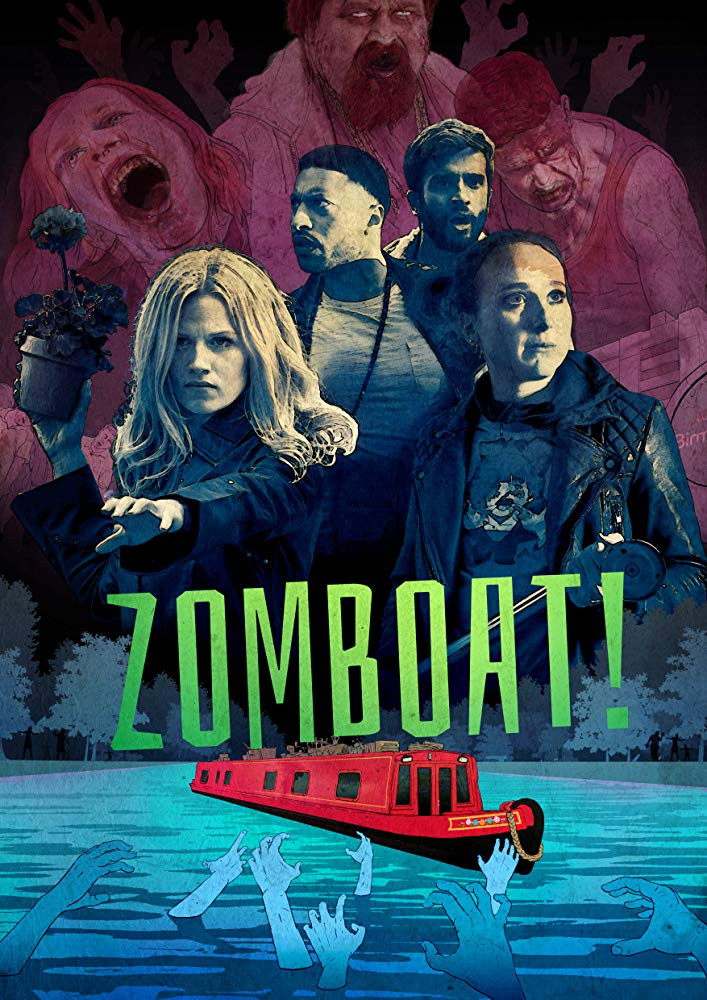 Zomboat! Series Poster