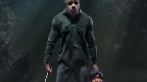 Iron Studios Reveal Deluxe 'Friday The 13th Part III' Jason Voorhees Statue