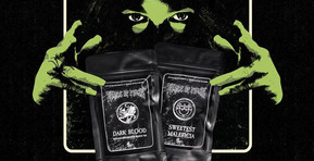 [Review] Pitch Black North x Cradle of Filth's New Teas Are Fervently Flavorful