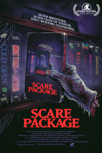 Scare Package Poster Marc Schoenbach
