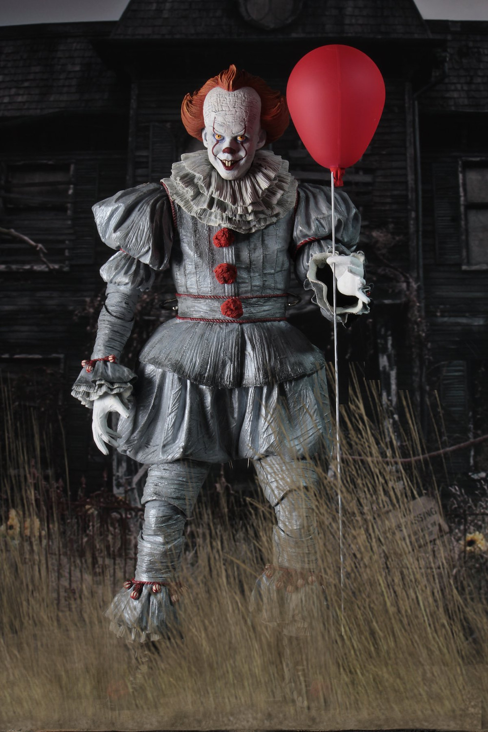 Toy Fair NECA Pennywise Figures