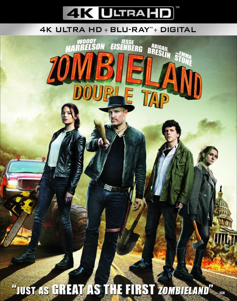 Zombieland: Double Tap 4K Ultra HD