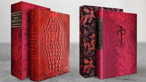 Thomas Harris' 1981 Novel 'Red Dragon' Getting Limited Edition Release From Suntup Editi