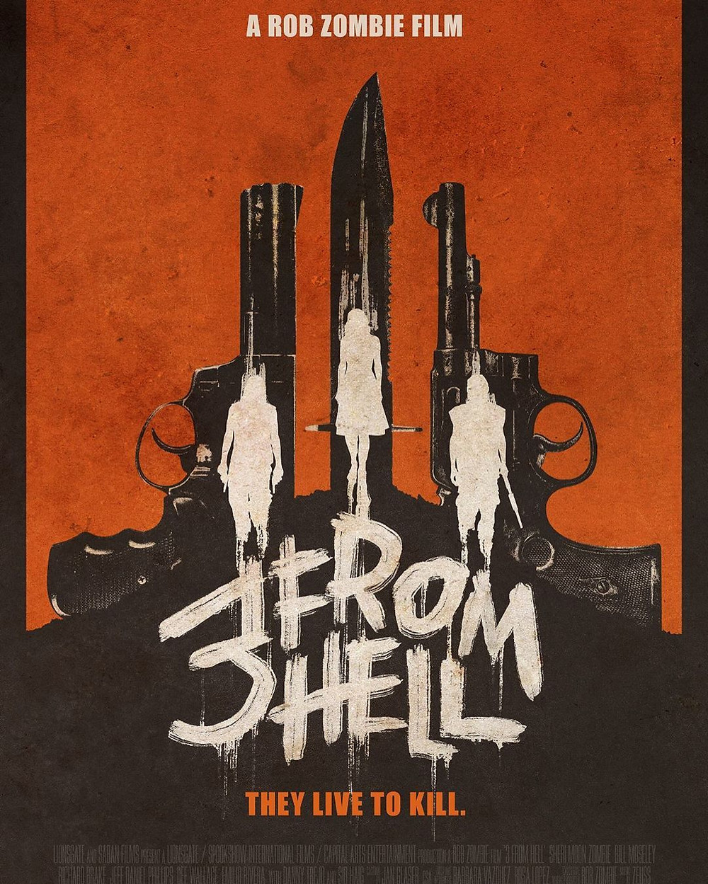 3 from Hell Exclusive Poster