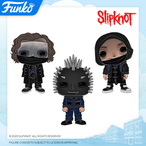 Slipknot Funko Pop!