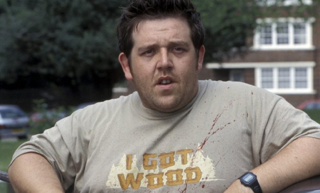 Nick Frost Joss Whedon The Nevers