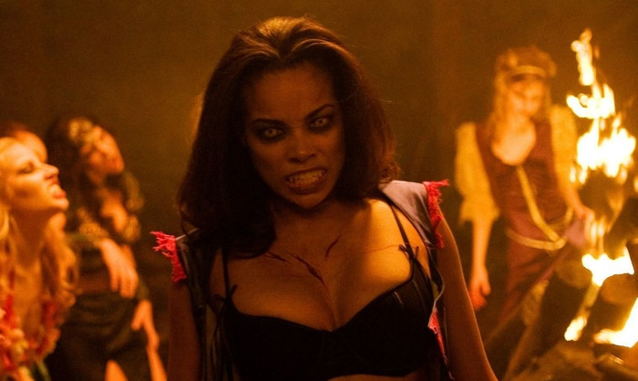 Rochelle Aytes The Purge Series Trick 'r Treat