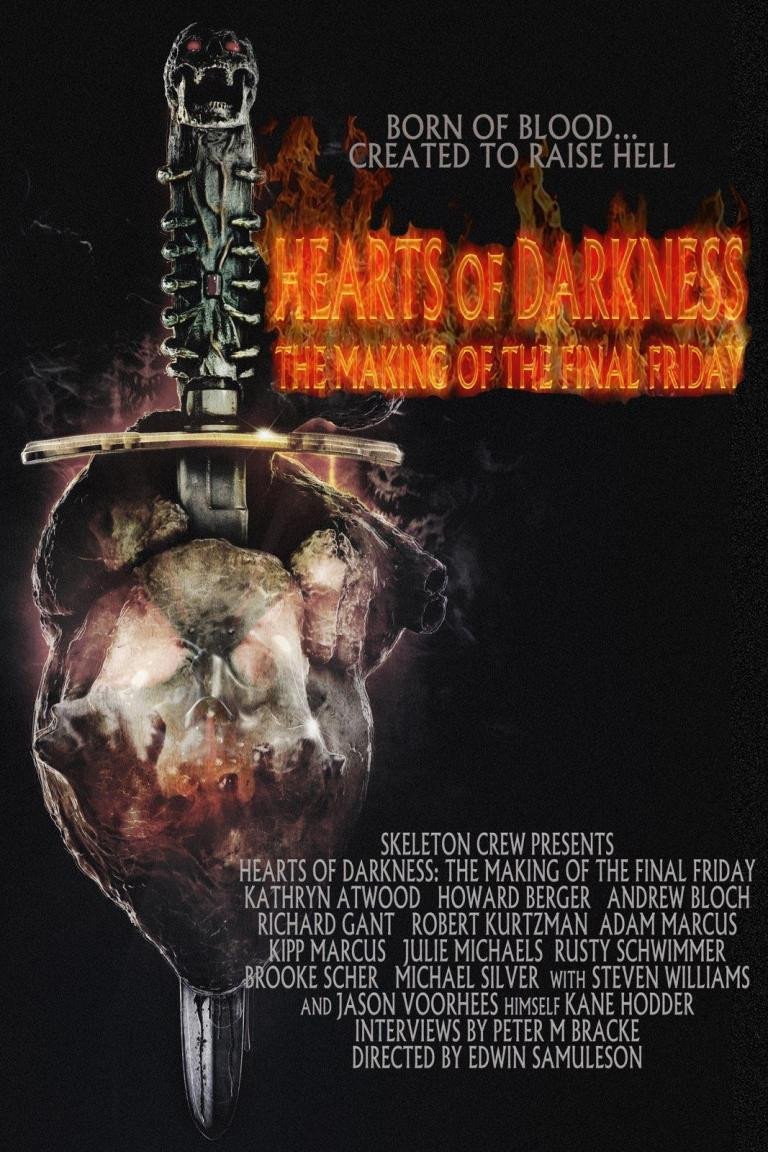 Heart of Darkness The Making of The Final Friday Poster