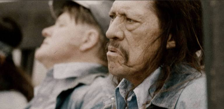 Danny Trejo Three From Hell Rondo Photo