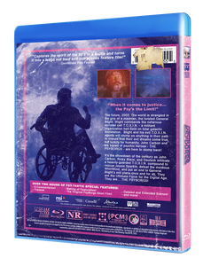 Scream Team Releasing The PsyBorgs Blu-ray