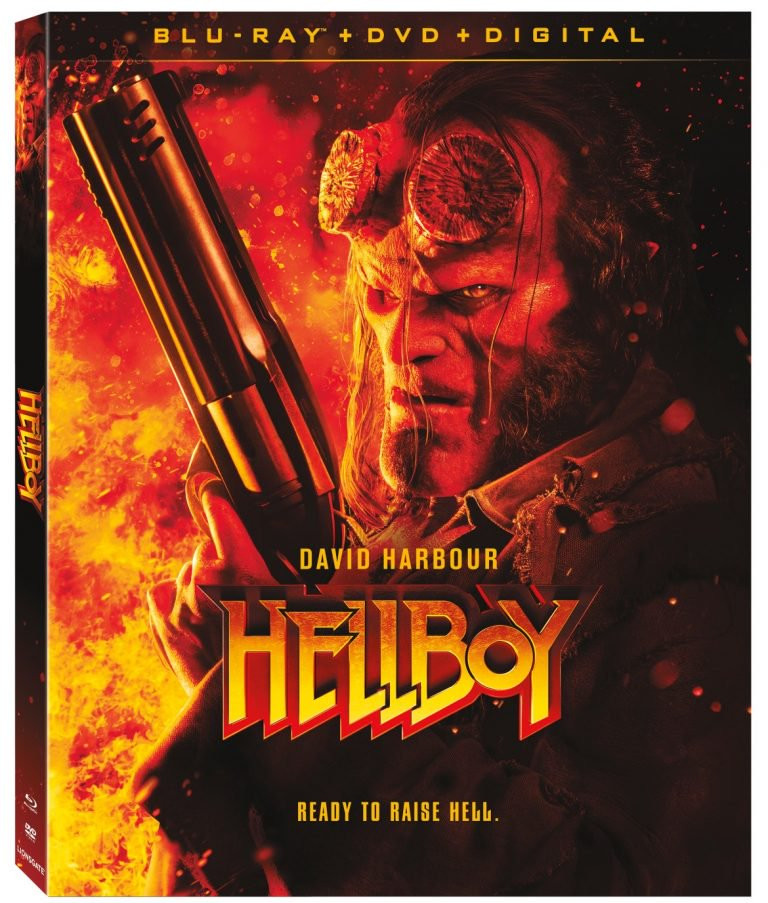 Neil Marshall Hellboy Blu-ray