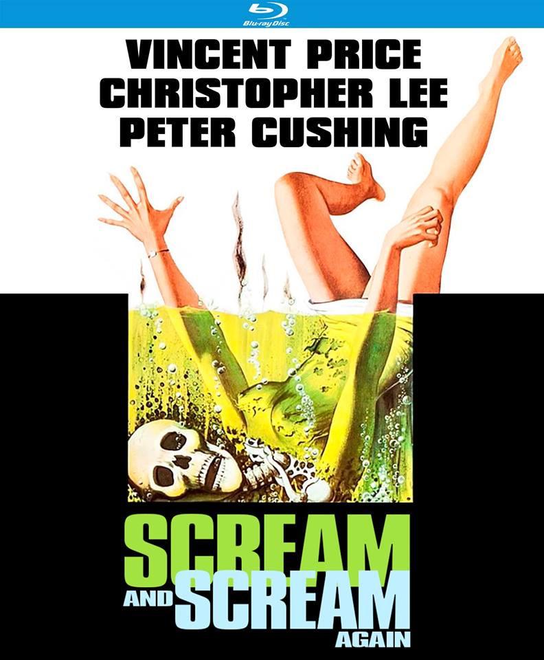 Scream and Scream Again Kino Lorber