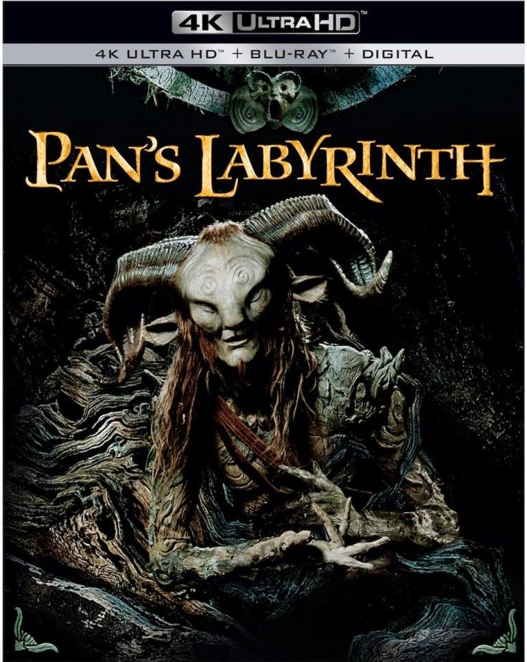 Pan's Labyrinth 4K Ultra HD