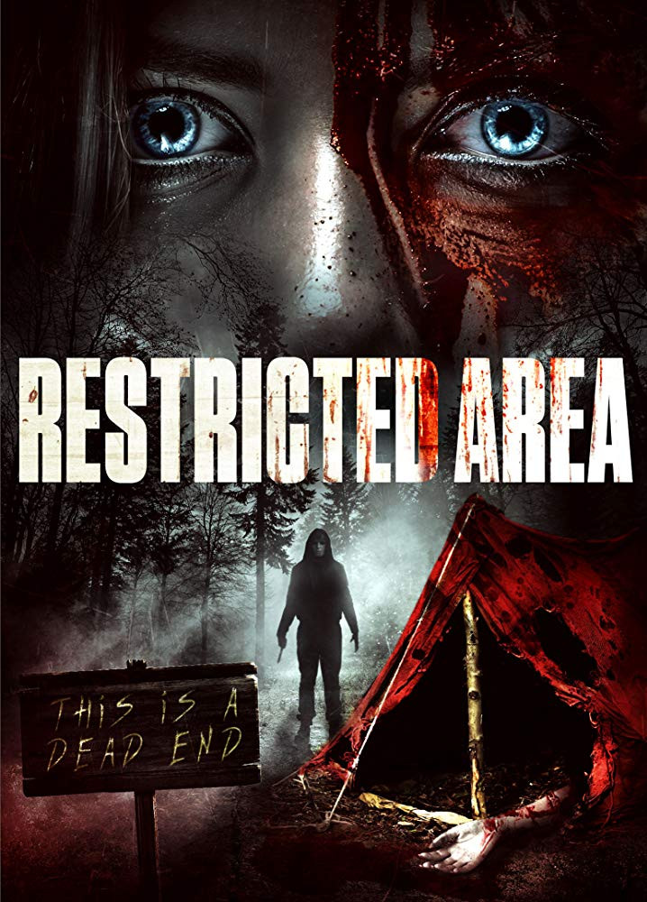 Restricted Area Christopher M. Don Poster