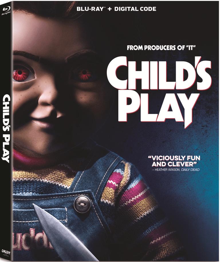 Child's Play Remake Blu-ray