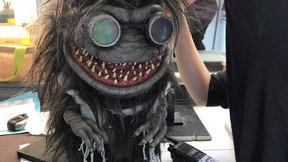 Behind The Scenes Photos From New 'Critters' Series Show Off Practical Creature Effects