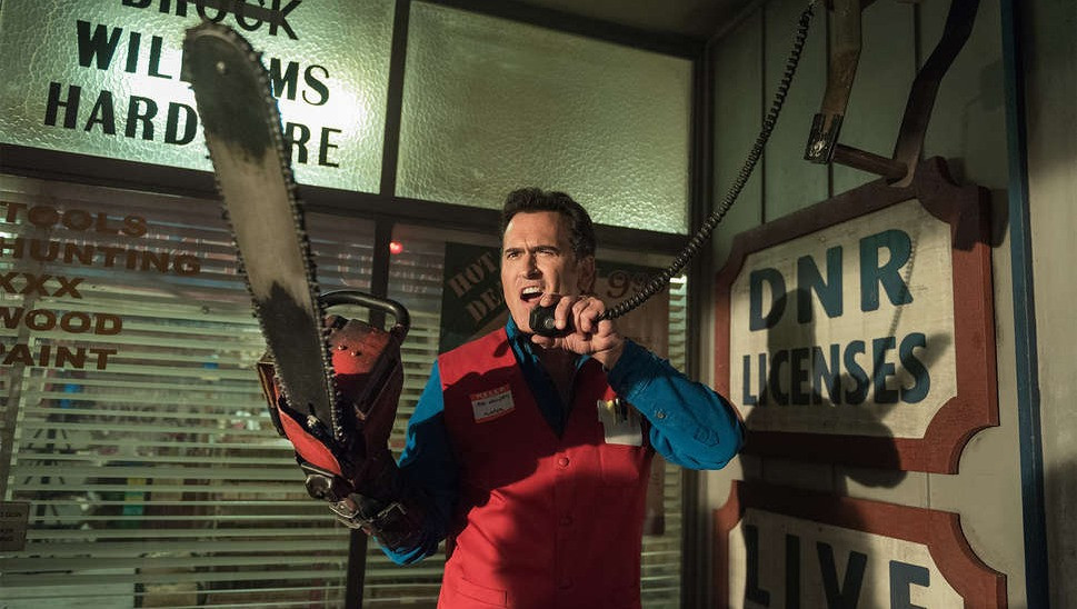 Bruce Campbell The Last Kids on Earth Netflix