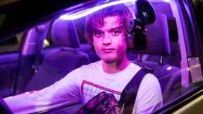 """""""Stranger Things"""" Actor Joe Keery Goes On a Rideshare Killing 'Spree' in Red Band Trailer"""