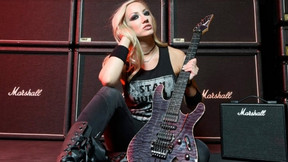 Alice Cooper Guitarist Nita Strauss To Shred Up Cleveland This Summer