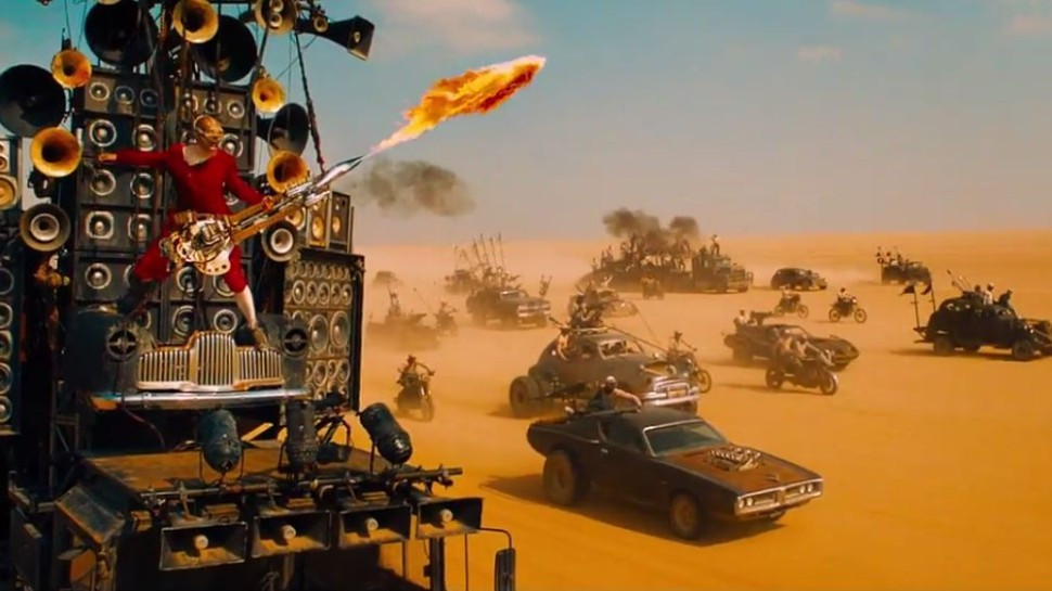 George Miller Mad Max: Fury Road Sequels