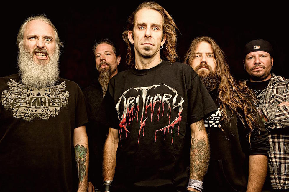 Lamb of God Kreator European Tour