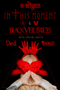 In This Moment Black Veil Brides In Between Tour